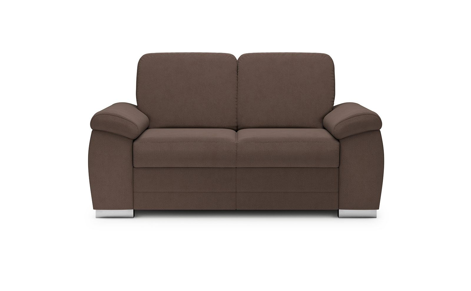 Barello Sofa 2 With A Container - soft touch marrone