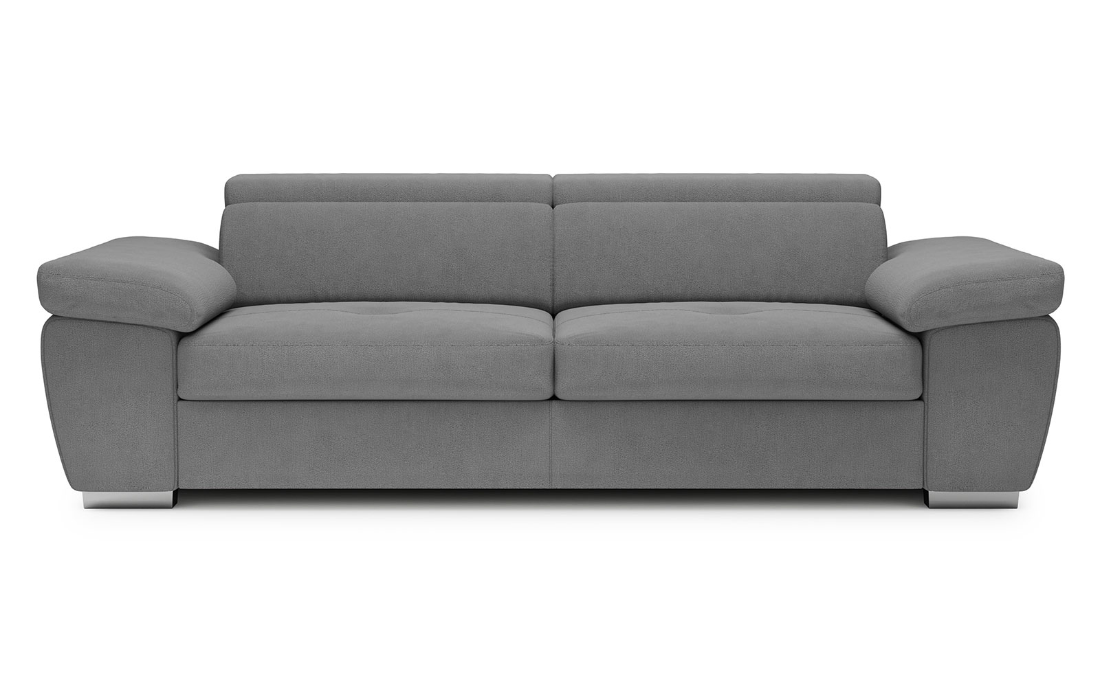 Rosso Sofa 3 - soft touch grey