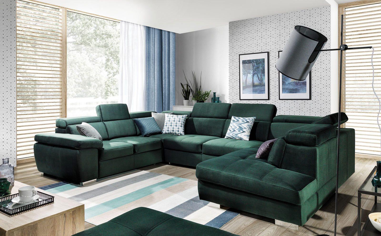 Мягкая мебель и стиль интерьера