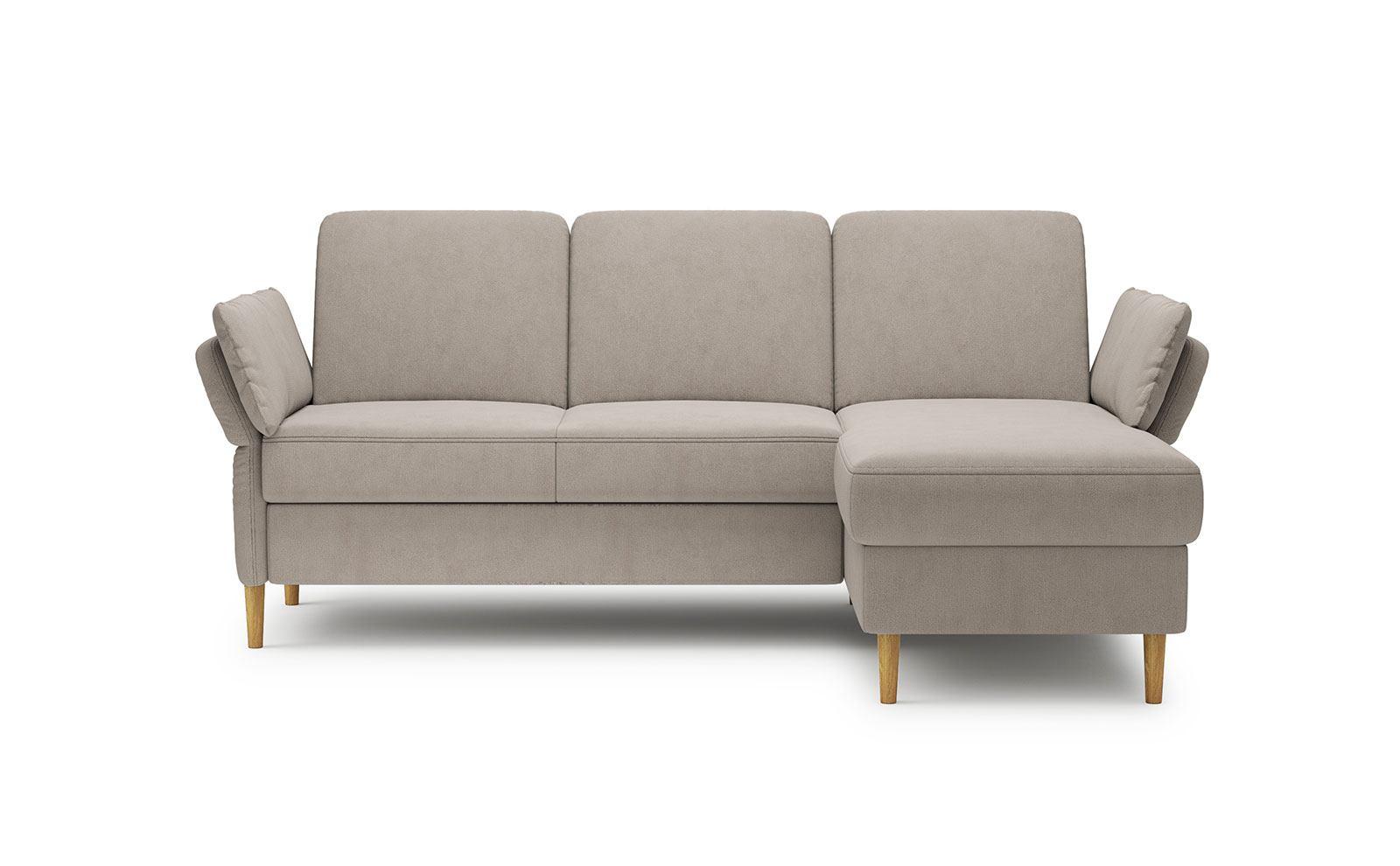 Sori Small Corner Sofa - soft touch beige